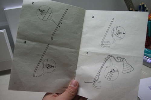 Ikea Instruction Manual