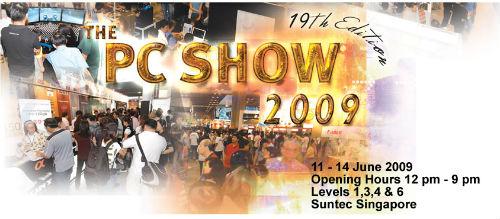 PC Show 2009 Singapore