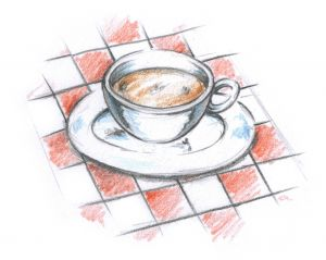 Organic SEO and Coffee